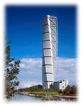 Рейтинг спиральных небоскребов  Мо...
