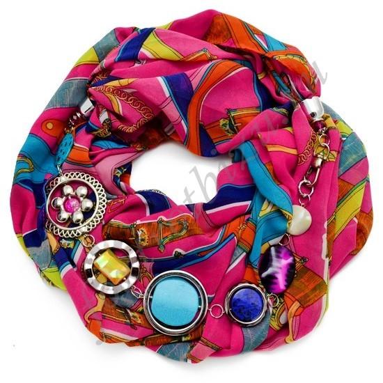 Сбор заказов.Изысканные шарфы, кос...