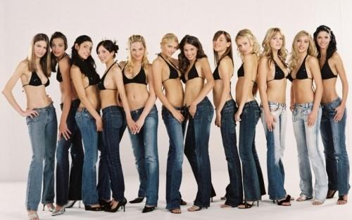 Сбор заказов. Фирменные джинсы F*7...