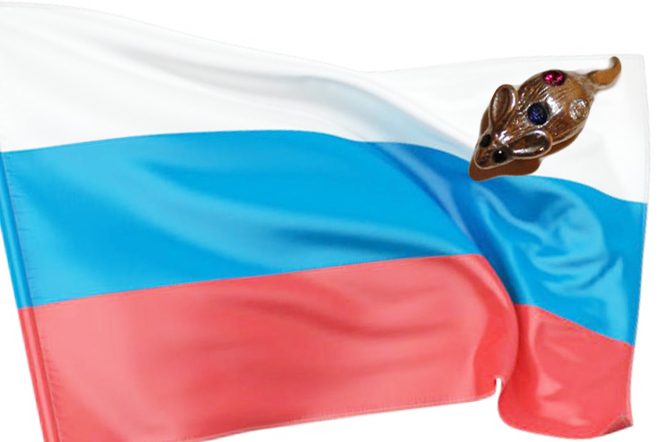 РУССКАЯ МЫШКА к ДНЮ РОССИИ!    Сбо...