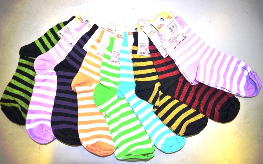 Сбор заказов. Колготки, носки. Нос...