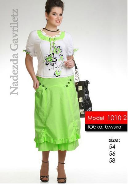 Белорусская мода напрямую из Брест...