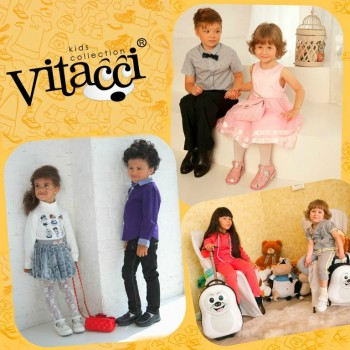 Vita**cci -детская одежда 92-164р....
