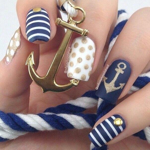 Сбор заказов. Дизайн ногтей за счи...