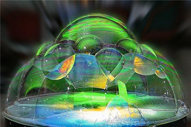 Сбор заказов. Шоу мыльных пузырей,...