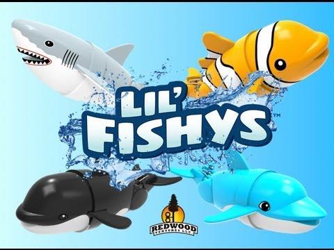 Сбор заказов. Робо-рыбки Robo-fish...