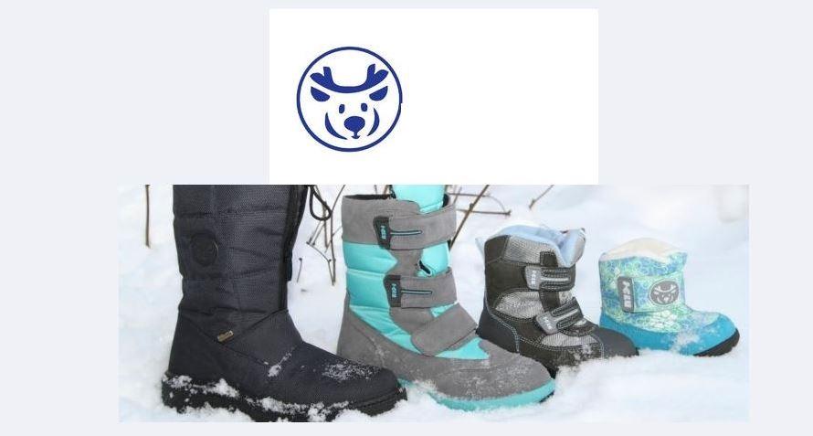 Зимняя мембраная обувь из Норвегии...