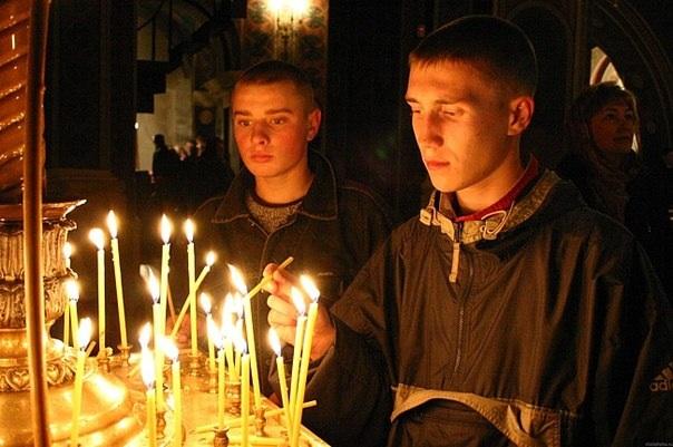 За тебя молюсь, моя Россия,  Пред...