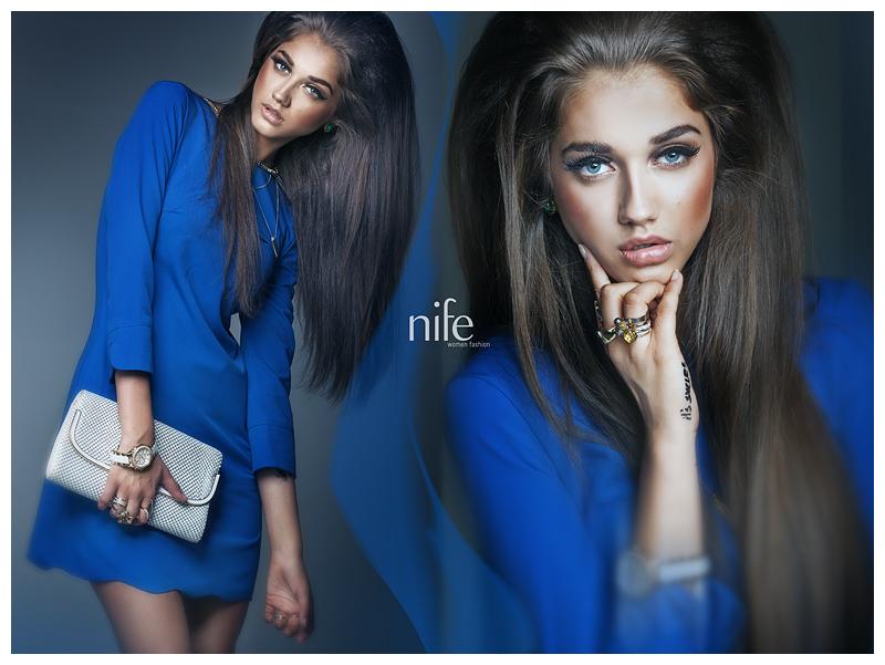 Nife-красивая на работе и не тольк...