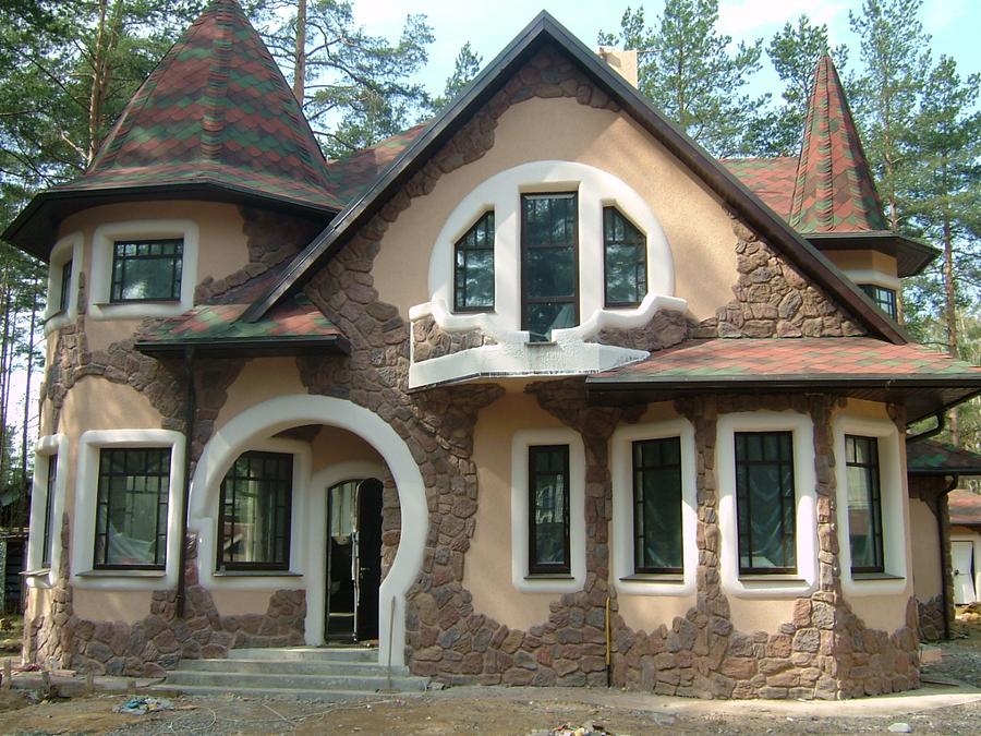 Фасадные и облицовочные материалы...
