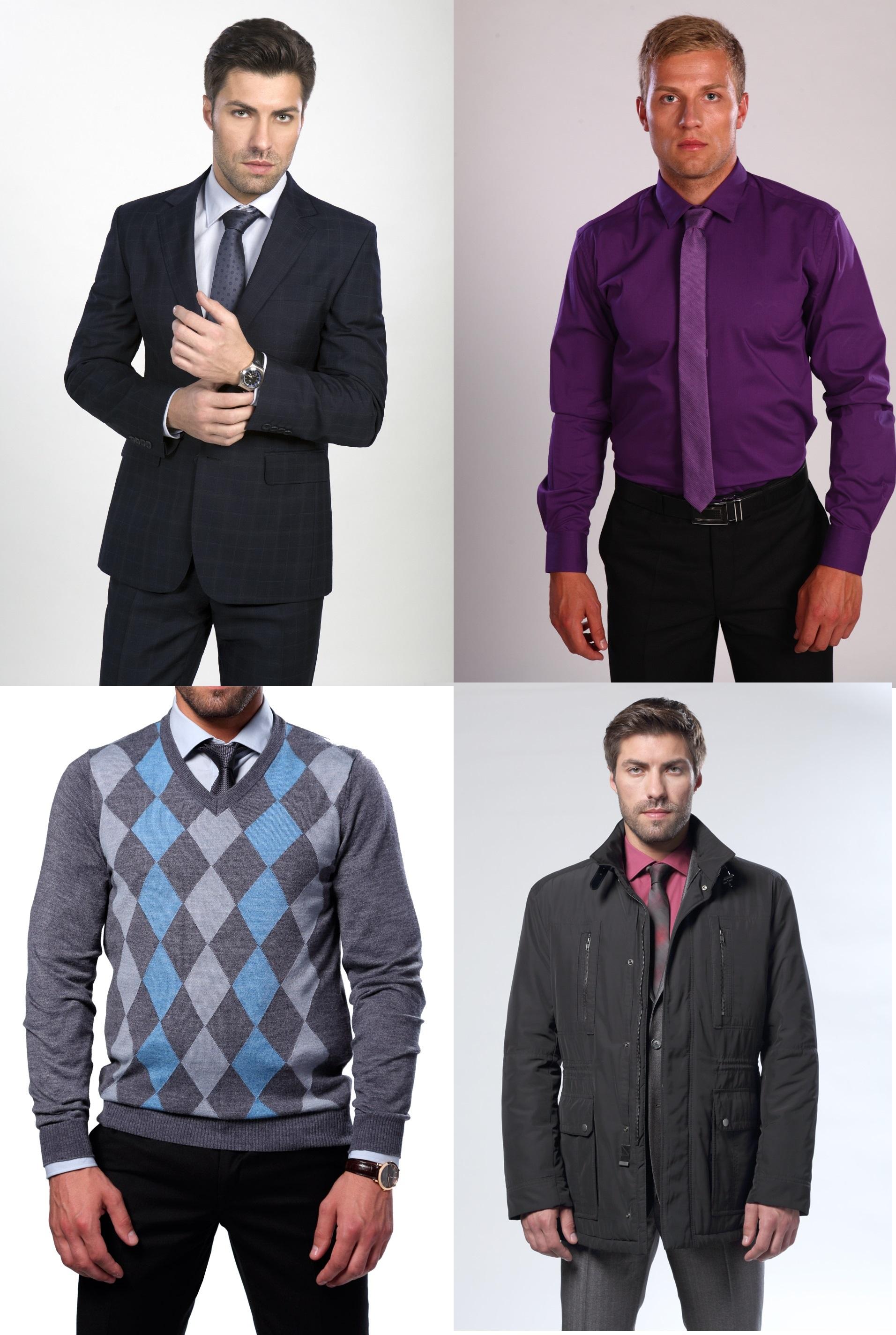 Одежда для настоящих мужчин - 18....