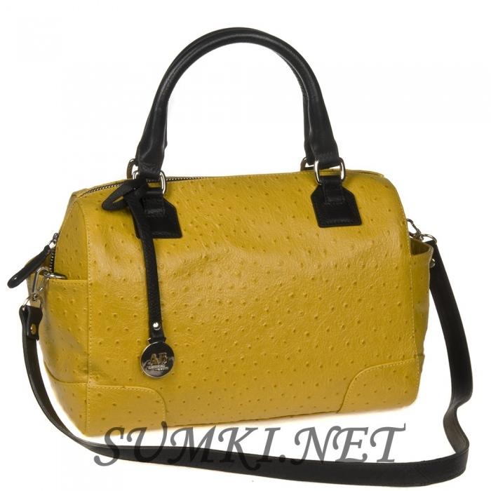 Эффектные сумки из натуральной кож...