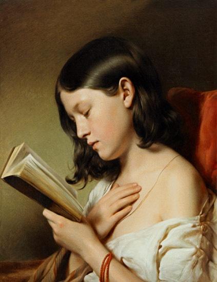 Парадокс чтения: оно уводит нас от...