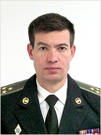 Полковник Евгений Сидоренко — нача...