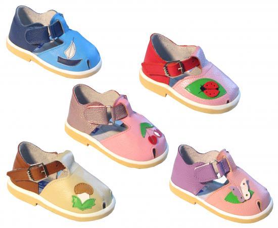 Богородская детская обувь: сандали...