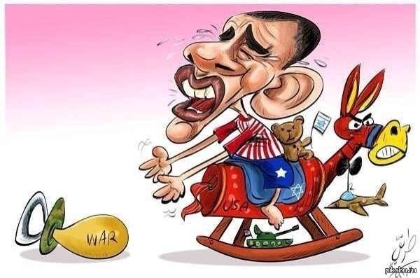 ИГИЛ: США вцепились в Сирию  Не мы...