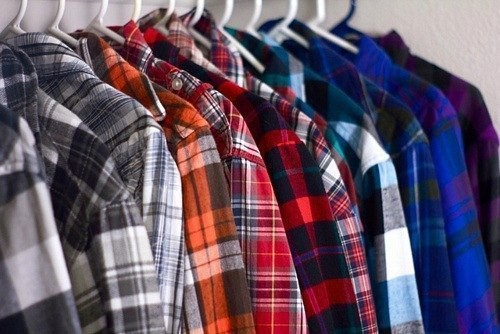 Мужские рубашки из чистого хлопка...
