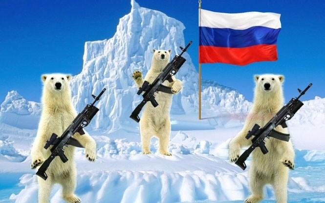 Арктическая зона особого внимания...