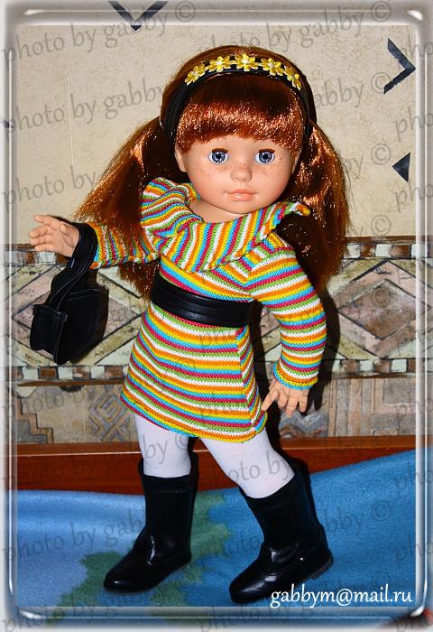 Сбор заказов. Испанские куклы, ван...
