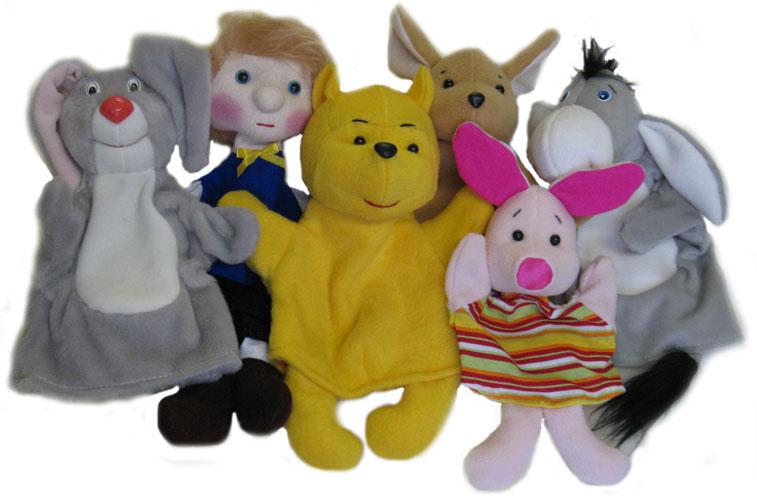 Игрушки для домашнего кукольного т...