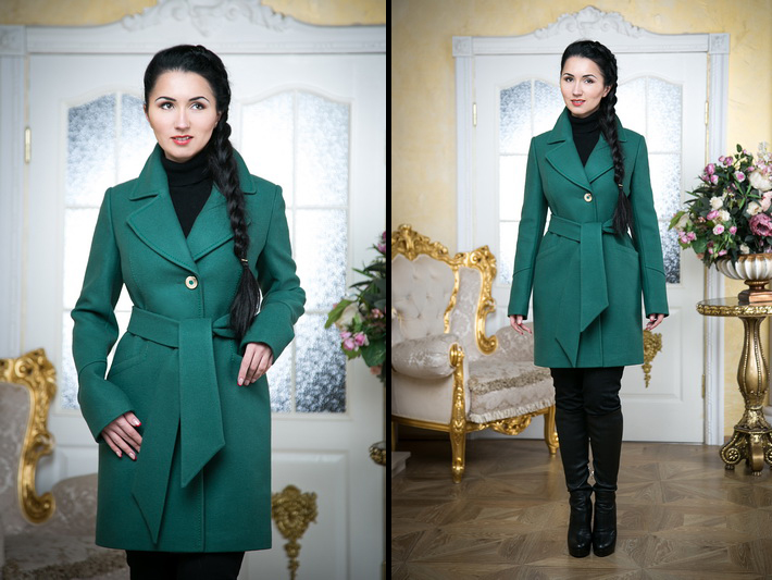 Женские пальто Liara*-moda. Без ря...