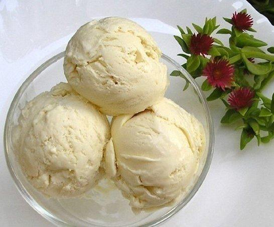 Домашнее мороженое   Ингредиенты:...
