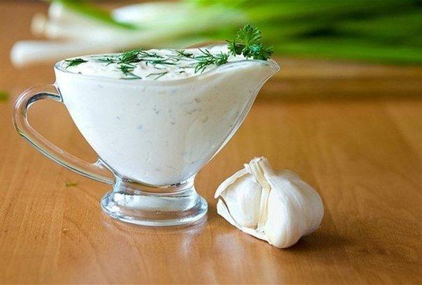 Изумительно вкусный соус для овоще...