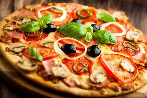 25 вариантов начинки для пиццы.......