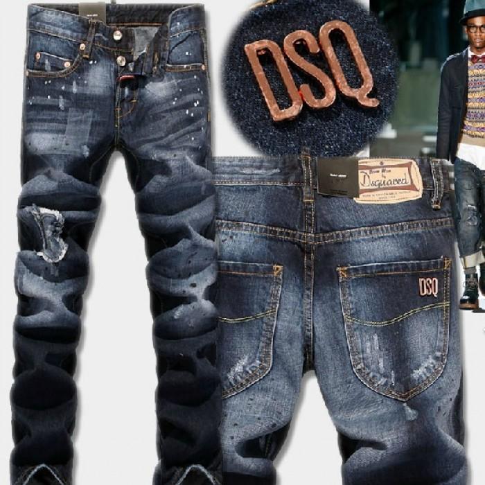 Мужские джинсы известных брендов D...