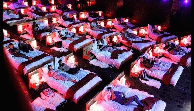 Кинотеатр мечты!