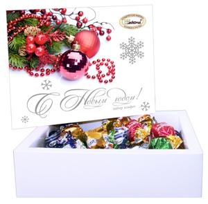 Сбор заказов. Новогодние подарки от любимой Чебоксарской фабрики Аkkонд. Конфеты и десерты в коробках. Сладкий праздник