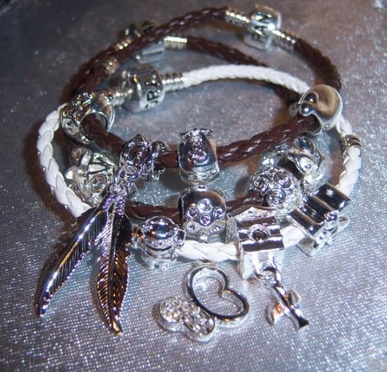 Pandora-реплика бренда. Клёвые браслеты от 250 руб. Море новинок, спец.предложение, стоп 17.11