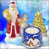 Сбор заказов. Декоративные свечи - незаменимый атрибут любого праздника-2! Новогодние, рождественские, ко дню рождения, свадьбе и т.д! Свечи с символом нового года - готовим сувениры и подарки!