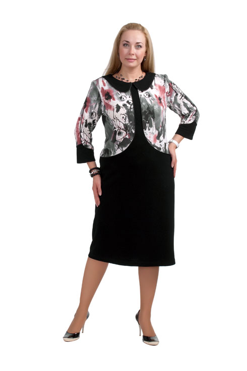 Сбор заказов. Стильная пышка - одежда для красивых форм 50-72 размера. Кофты, юбки, брюки, пиджаки, платья. Без рядов