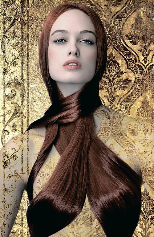 Итальянский шик до кончиков волос. Для умных и красивых. Профессиональная косметика для волос. Галерея. Сбор - 15