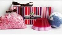 Сбор заказов. Кафэ красоты - cамая вкусная косметика. Готовим подарки к Новому году. Подарочные наборы от 100 рублей