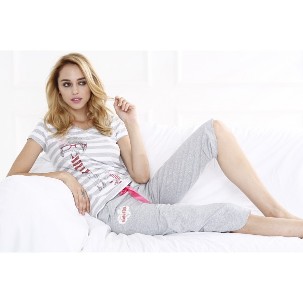Сбор заказов. Домашний трикотаж Indefini - костюмы и пижамы, майки и топы, брюки и шорты, водолазки и джемперы