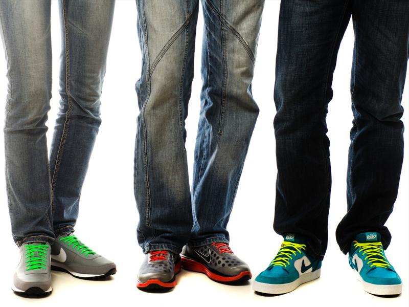 Сбор заказов. Эластичные силиконовые шнурки, которые не нужно завязывать-13