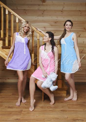 Сбор заказов. Домашний трикотаж, батистовые сорочки и пеньюары, трикотажные платья и сарафаны. Неповторимо, нарядно, качественно-11