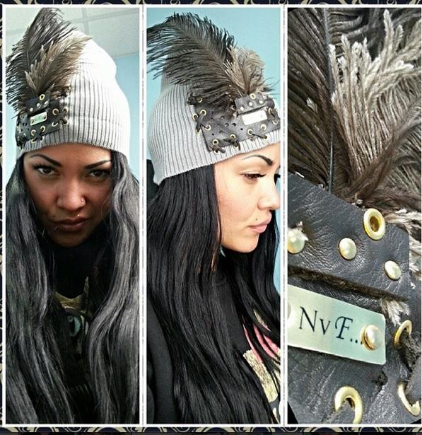 Сбор заказов. Необыкновенной красоты дизайнерские шапки от N-V-F. Такой красоты Вы точно не встречали! Ежедневно появляются новинки! Просто посмотрите..-2