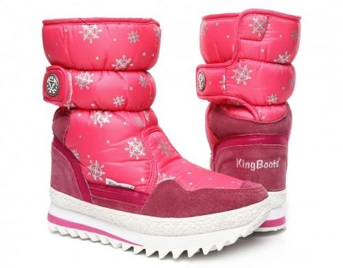 Сбор заказов.Дутики King Boots. Тёплые. Зимние.Твои.Блестящее решение для модной зимы.Женсие,детские,подростковые.Еть