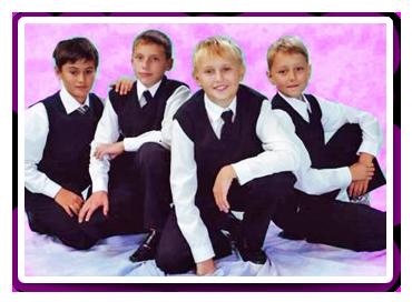 K@дет - мальчик правильно одет! Костюмы, брюки, жилетки, рубашки, галстуки и др. аксессуары. С 86 по 170 размеры
