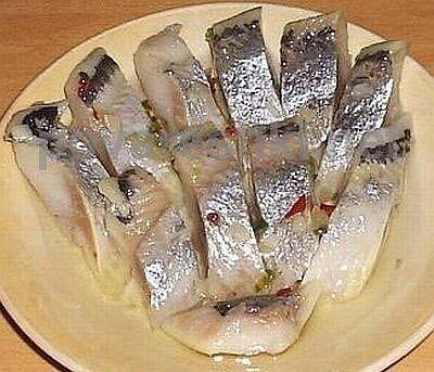 6 маринадов для сельди