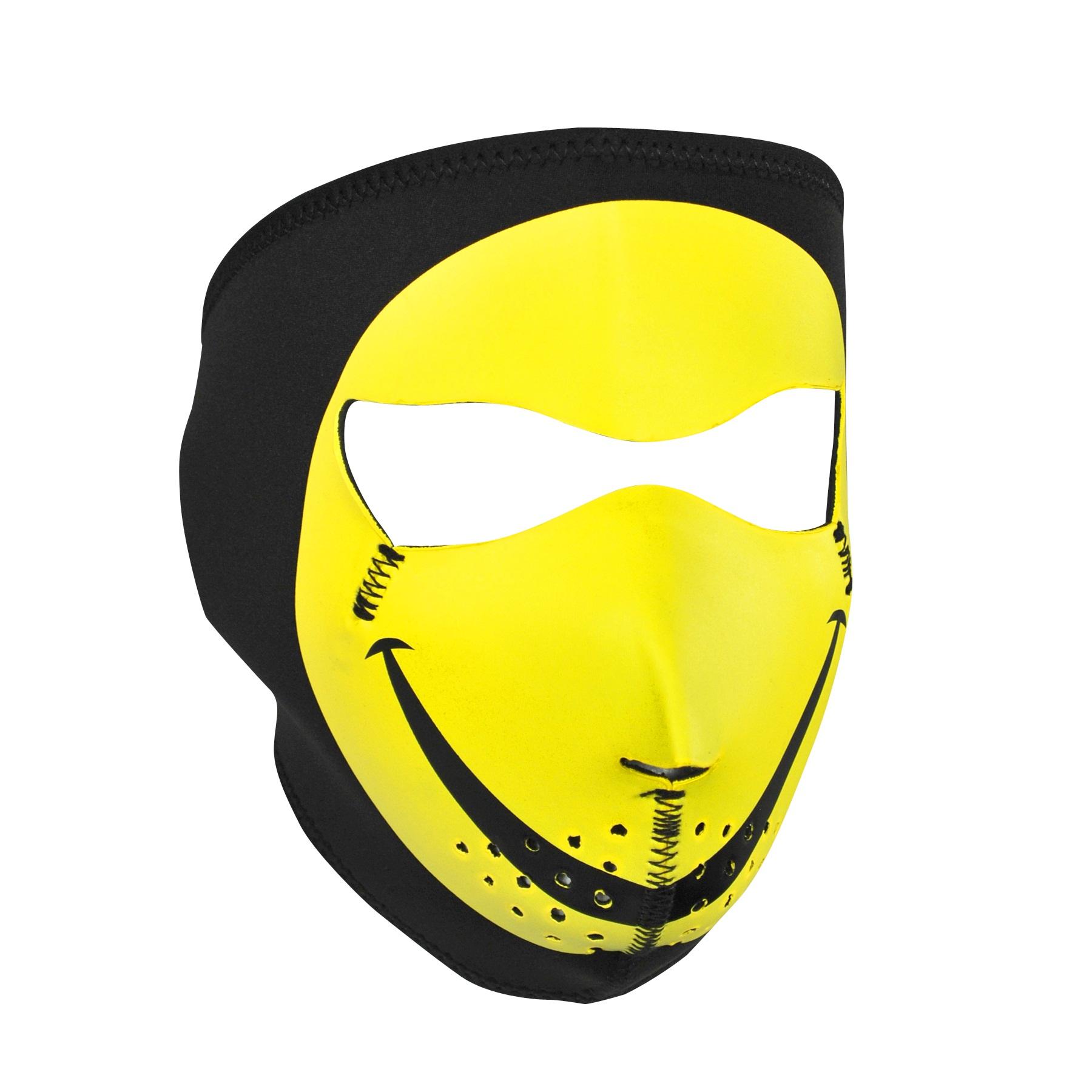 Неопреновая маска ZAN Smiley Face,