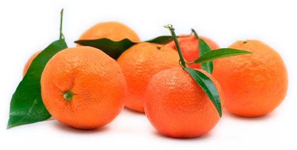 Оранжевое настроение: мандарины