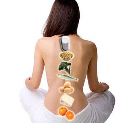 Продукты питания, которые укрепят Ваши кости