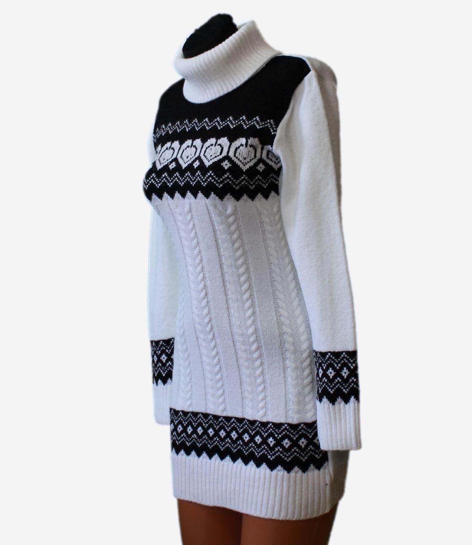 Сбор заказов.Теплые и яркие свитера, туники, джемпера крупной вязки , никто не замерзнет этой зимой-1