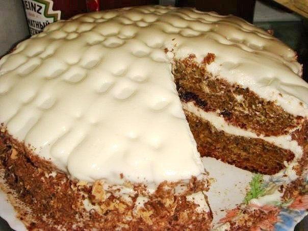 Самый быстрый и вкусный тортик