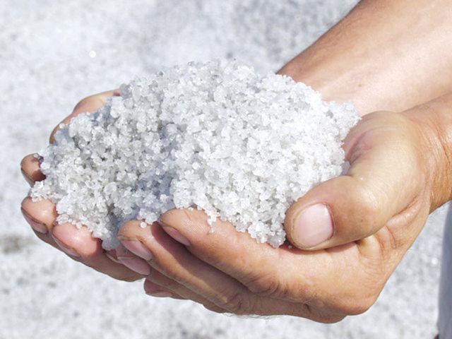 Как вывести соли из организма.