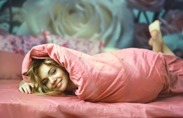 Как проснуться свежей и красивой